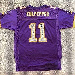 NFL Reebok Vikings Jersey Culpepper 11 Mens XL